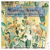 Camargo Guarnieri: Symphonies no 5 & 6, etc / Neschling