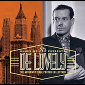 Cole Porter: It's De Lovely: The Authentic Cole Porter Collection