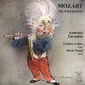 Mozart: The Wind Quartets / Australia Ensemble