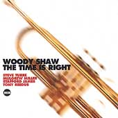 Woody Shaw: Time Is Right