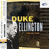 Duke Ellington: Live and Rare