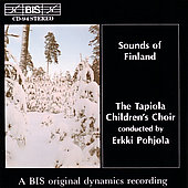 Sounds of Finland / Pohjola, Tapiola Children's Choir