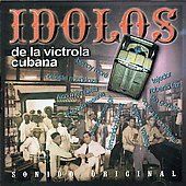 Various Artists: Idolos de La Victorola