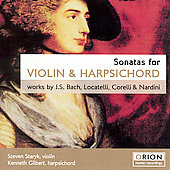 Bach, Corelli, Locatelli, Nardini / Staryk, Gilbert