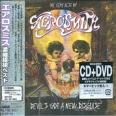 Aerosmith: Devil's Got a New Disguise: The Very Best of Aerosmith [Japan Bonus DVD] [Remaster]