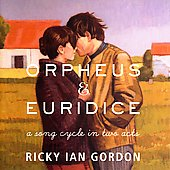R. I. Gordon: Orpheus & Euridice / Futral, Palmer, Chen