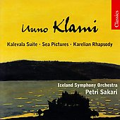 Classics - Klami: Karelian Rhapsody, etc / Sakari, et al