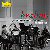 Brahms: Quartets, etc / Fleisher, Emerson String Quartet