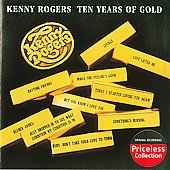 Kenny Rogers: 10 Years of Gold