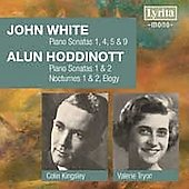 White, Hoddinott: Piano Works / Colin Kingsley, Valerie Tryon