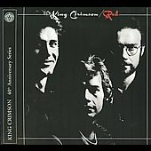King Crimson: Red [CD/DVD] [Box]