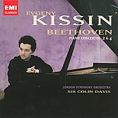 Beethoven: Piano Concertos no 2 & 4 / Evgeny Kissin