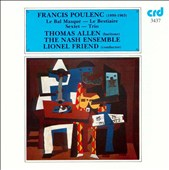 Francis Poulenc: Le Bal Masque; Le Bestiaire; Sextet; Trio