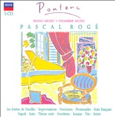 Poulenc: Piano Music; Chamber Music [Box Set]