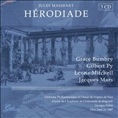 Massenet: H&#233;rodiade