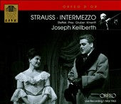 Richard Strauss: Intermezzo