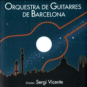 Guitar Orchestra of Barcelona (25 guitar ensemble)