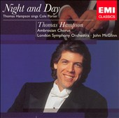 London Philharmonic Orchestra/Thomas Hampson (Baritone vocals): Cole Porter: Night and Day