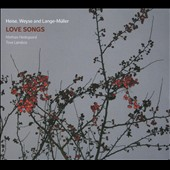 Love Songs by Weyse, Heise, Lange-Muller