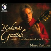 Radames Gnattali: Solo & Chamber Works for Guitar