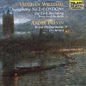 Classics - Vaughan Williams: Symphony no 2, etc / Previn