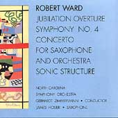 Ward: Symphony no 4, etc / Zimmerman, North Carolina SO