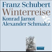 Schubert: Winterreise / Konrad Jarnot, baritone