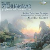 Stenhammar: Symphonies; Piano Concerto / J&auml;rvi