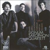 Signum Saxophon Quartet Plays Ravel, Grieg, Schostakowitsch, Iturralde, Bartok, Escaich