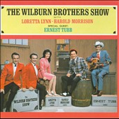 The Wilburn Brothers: The  Wilburn Brothers Show with Loretta Lynn & Harold Morrison