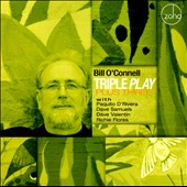 Bill O'Connell (Piano): Triple Play Plus Three *