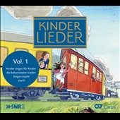 Kinder Lieder, Vol. 1 / Zeuch, Stuttgart and Stuttgarter Hymnus-Chorknaben