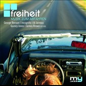 Various Artists: My Jazz: Freiheit