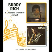 Buddy Rich: A Different Drummer/Stick It