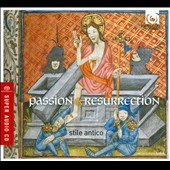 Passion & Resurrection - Music by Cornysh, Gibbons, Tallis, Lassus et al. / Stile Antico