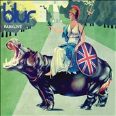 Blur: Parklive [4CD/1DVD] [Deluxe Edition] [Box] [PA]