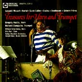 Treasures for Horn and Trumpet / Hustis, Giangiulio