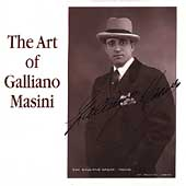 The Art of Galliano Masini