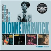 Dionne Warwick: The Windows of the World/In the Valley of the Dolls/Promises, Promises/Soulful [Box]