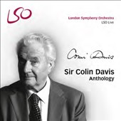 Sir Colin Davis Anthology [8 SACDs, 4 CDs & 1 DVD] / London Symphony Orchestra, Sir Colin Davis