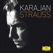 Karajan: The complete analogue recordings of Richard Strauss remastered at 24 bit / 96 kHz - Tone poems, concertos, Der Rosenkavalier, Four Last Songs et al. [11 CDs +Blu-Ray Audio]