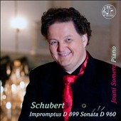 Schubert: Imprompus (4), D899; Sonata no 21, D960 / Jouni Somero, piano