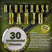 Various Artists: Bluegrass Banjo Power Picks: 30 Instrumental Classics