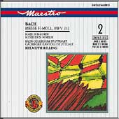 Bach: Mass in B Minor / Rilling, Auger, Hamari, Kraus, et al