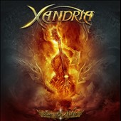 Xandria: Fire & Ashes [EP] [Digipak]
