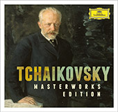 Tchaikovsky: Masterworks Edition - complete symphonies, orchestral suites and ballets, two operas, the great concertos, a significant selection of chamber and solo piano works, songs and sacred music [27 CDs]