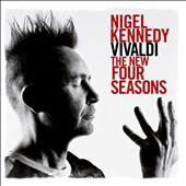 Vivaldi: The New Four Seasons - In a new version electronically mixed by Damon Reece, Nigel Kennedy reconstructs this classic piece in a daring, modern way / Zee Gachette, jazz singer