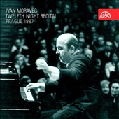 Twelfth Night Recital: Music by Bach, Mozart, Beethoven, Chopin, Debussy / Ivan Moravec, piano (Prague, 1987)