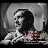 Schubert: Piano Sonata in C minor D.958; Impromptus D.935 / Nikolai Lugansky, piano