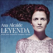 Rainer Seiferth/Ana Alcaide/Bill Cooley: Leyenda: World Music Inspired By Feminine Legends